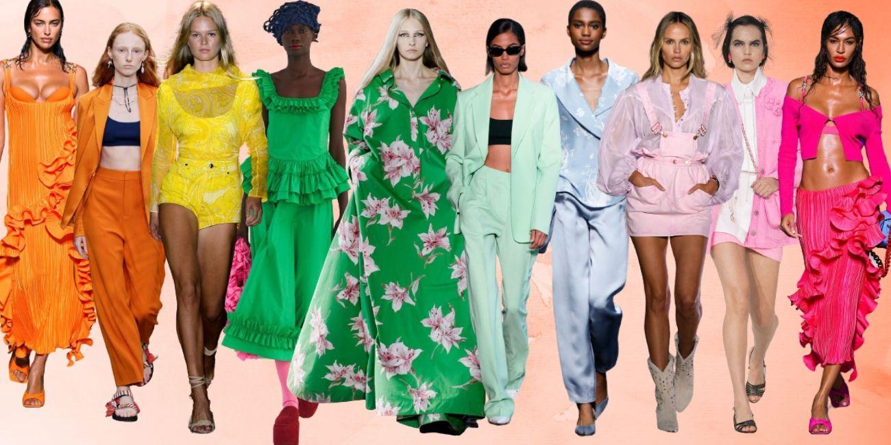 combinaciones de ropa para chicas según color de pelo, piel y según color de ojos