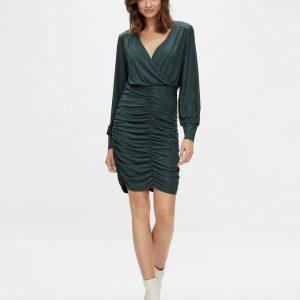 14066145 vestido drapeado vipartina